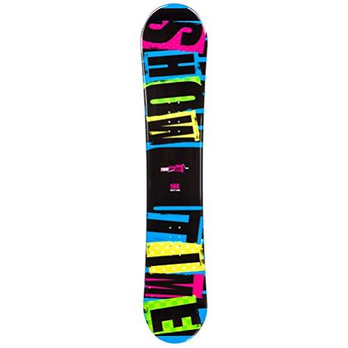 144cm Snowboard (2B1 Showtime Blue Snowboard - 144cm)