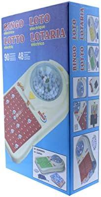 Grupo K-2 Juego de Bingo 38x22x10: Amazon.es: Juguetes y juegos