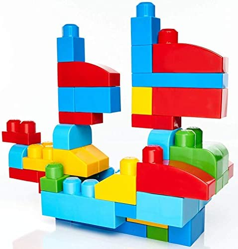 toys, games, baby, toddler toys,  sorting, stacking toys 4 image First Builders Big Building Bag in USA