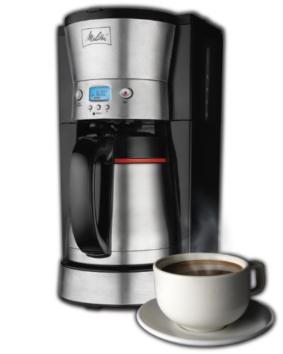 Melitta 10 Cup Stainless Thermal 46894A