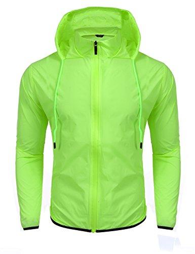 Buy rain jacket for running