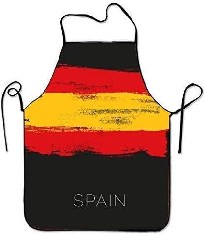 Jhonangel Delantal de Chef Personalizado Pinturas Coloridas en ...