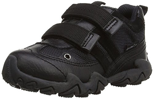 umi Infant/Toddler Boys' Oleson B,Black Leather/Synthetic,EU 25 ()