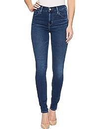 Levi 's 720 de alta Rise Super Skinny Jeans de la mujer