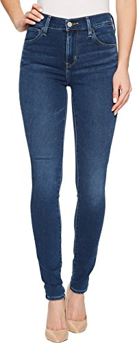 Levi's Women's 720 High Rise Super Skinny Jeans, Blue Me Away, 28...