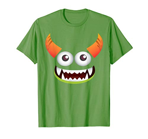 Halloween Scary Monster Funny Costume Idea T Shirt ()