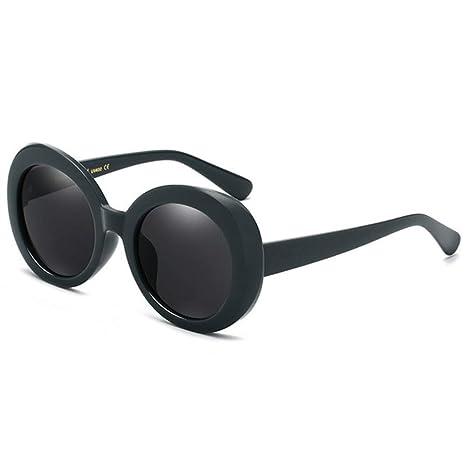 Yangjing-hl Gafas de Sol de Lentejuelas para Mujer Gafas de ...