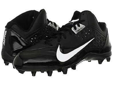 Nike Alpha Strike TD -100 White/White-Black - Size 8