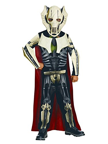 Star Wars General Grievous Costume, Large -