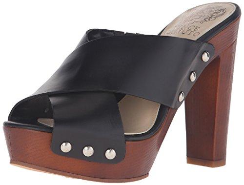 Vince Camuto vestido Elora plataforma sandalias Black