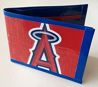 Los Angeles Angels MLB Baseball Bi-Fold Duct Tape Wallet