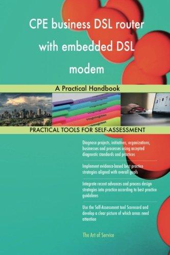 cpe business dsl router embedded modem practical handbook