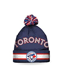 SPORTICUS Men's MLB Toronto Blue Jays Winter Hat