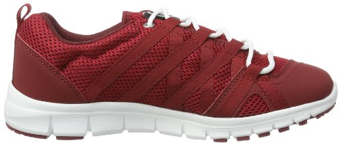 00455 Sky Killtec Outdoor Dunkelrot Multisport Rouge Rot Lady Chaussures femme gzwzHqOd