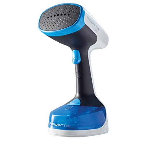 Rowenta Xcel Steam Compact DR7000 Hand-held garment steamer 1100-Watt, Blue