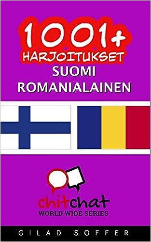 Ilmainen lataa mp3-kirja 1001+ harjoitukset suomi - romanialainen (Finnish Edition) PDF