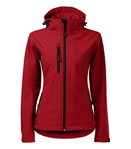 Dress-O-Mat -  Giacca  - Basic - Donna rosso L