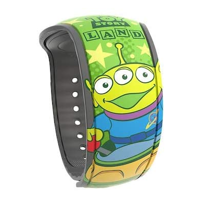 Parks Disney Toy Story Alien MagicBand 2 - Toy Story Land: Toys & Games