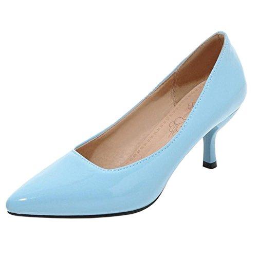 Pointu Femmes Escarpins Blue JOJONUNU JOJONUNU Femmes qFH177