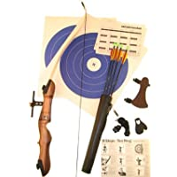 Ragim Wildcat PLUS Takedown Recurve Bow Complete Archery Set