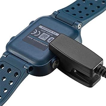 ArgoBa Cargador de Clip USB Reloj Inteligente Cuna de Carga ...