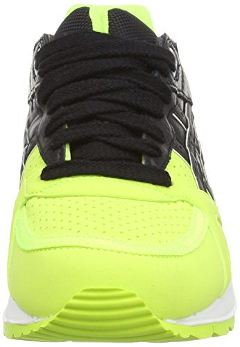 Asics Black Speed Adults' Unisex 0790 Lyte Trainers Yellow Saffety Gel Yellow rzwfOxEqz