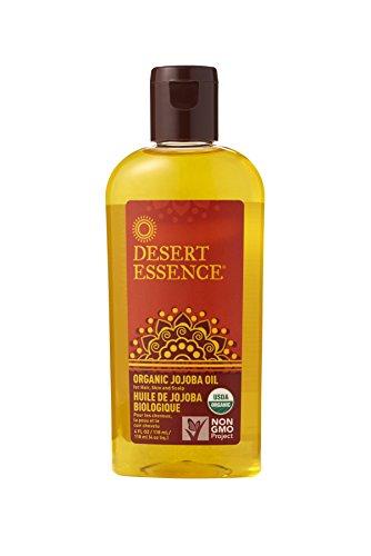 Desert Essence Organic Jojoba Oil -- 4 fl (Dessert Essence)