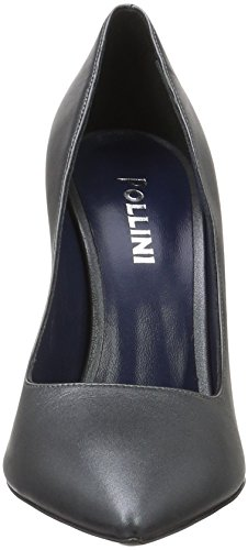 Pollini Damen Shoes Slipper Grau (Grey 018)