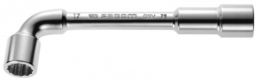 Facom 76.7 LLAVE PIPA 6X12 CARAS 7MM