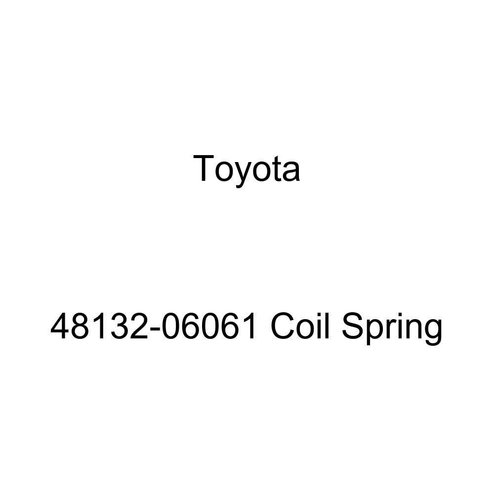 Genuine Toyota 48132-06061 Coil Spring