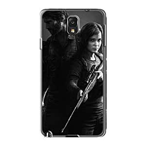 Tpu Fashionable Design The Last Of Us Video Game Rugged Case Cover For Galaxy Note3 New