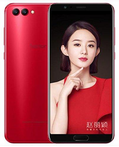 bolsa del cinturón / funda para Huawei Honor V10, negro   caja del teléfono cubierta protectora bolso - K-S-Trade (TM)