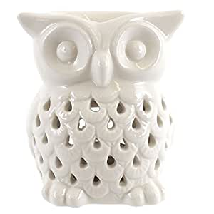 White Owl Oil Burner Home Kitchen