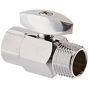 Danco 89171 Shut-Off Shower Valve, Chrome