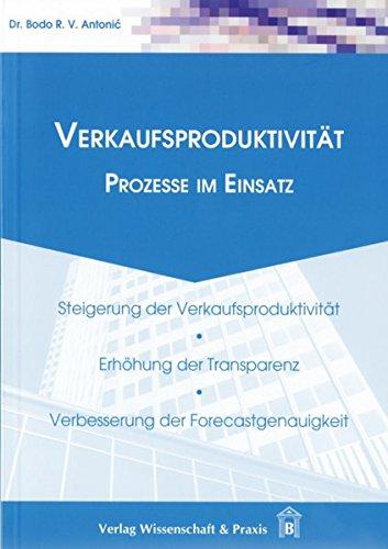 Verkaufsproduktivität: Prozesse im Einsatz