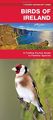 Birds of Ireland: A Folding Pocket Guide to Familiar Species (Pocket Naturalist Guide Series)