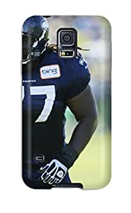 New Diy Design Seattleeahawksport For Galaxy S5 Cases Comfortable For Lovers And Friends For Christmas Gifts