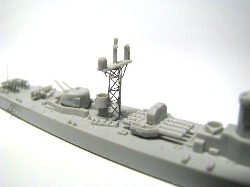 ピットロード 1/700 海上自衛隊 護衛艦 いすず型用エッチングパーツ PE229