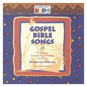 Cedarmont Kids - Gospel Bible Songs (Audio CD)