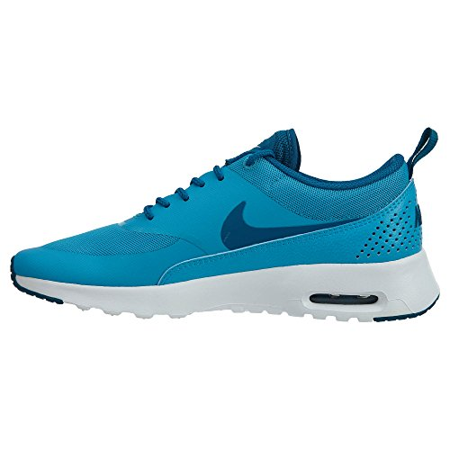 Nike Damen Abyss Max Azul Green Air white Laufschuhe Blue Lagoon Thea rngrCqxwzU