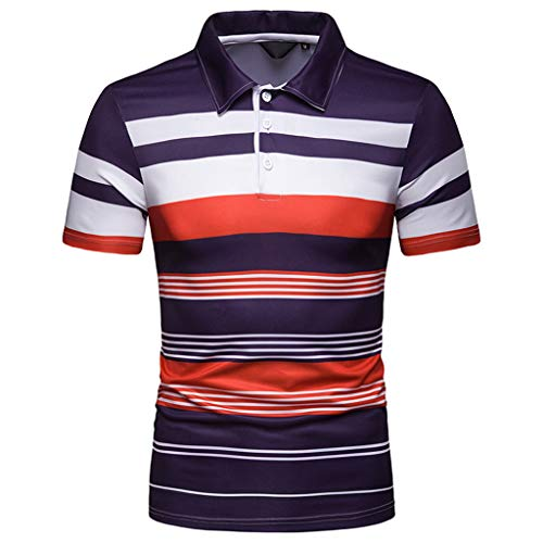 XLnuln Men's Polo Shirt Casual Slim Outdoor Sports for sale  Delivered anywhere in USA