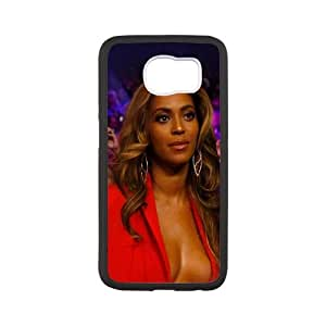 Samsung Galaxy S6 Cell Phone Case Black hf37 maypac winner beyonce knowles music sexy Wbwhz