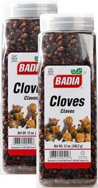 Badia Cloves Whole 12 oz Pack of 2