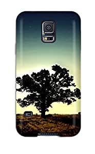 New Arrival Case Cover With OXKWqPJ807jUVgb Design For Galaxy S5- Tree