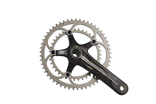 Ultra Torque Carbon Crank (Campagnolo Record Ultra-Torque Carbon 10-Speed Road Bicycle Crank Set (170mm x 39/53))