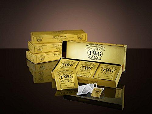 - TWG Tea - Magic Flute Tea (PACKTB6035) - 15 x 2.5gr Tea bags