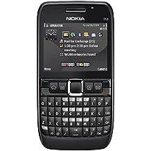 Nokia E63 Unlocked GSM Symbian OS Keyboard Cell Phone - Black