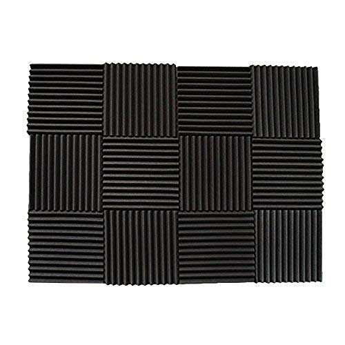KKmoon 12 Pieces Acoustic Panels Studio Foam Wedges, for sale  Delivered anywhere in Canada