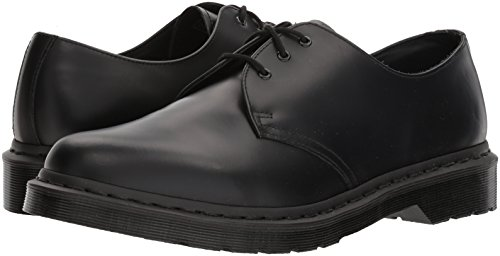 Scarpe Martens Original Adulto Smooth Dr Unisex Black 1461 Basse Mono COAv1wq