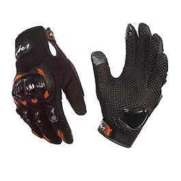 Vega VGL-21 Orange Gloves-L